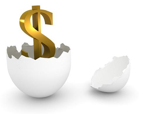 dollar-egg