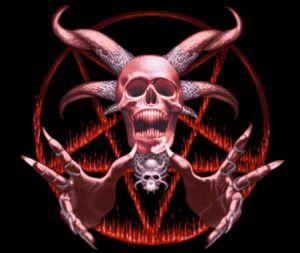 pentagram-satan