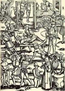 Модериране в Средновековието