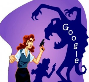 monster google