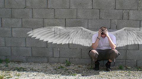 един паднал ангел
