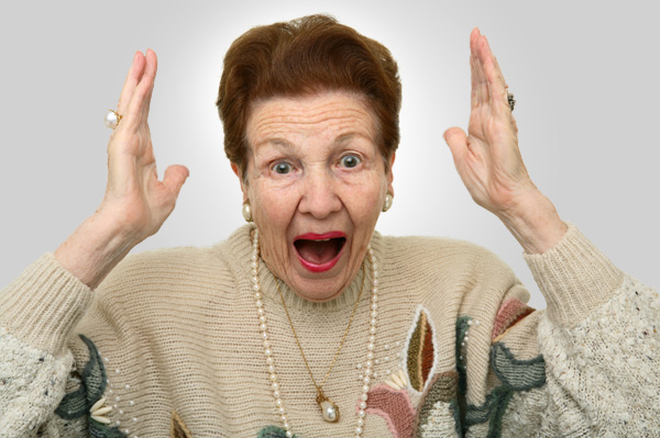 Луди, луди баби!