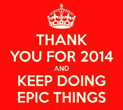 thank-you-for-2014-and-keep-doing-epic-things